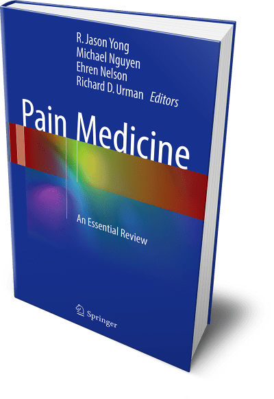 Contributing Editors for – Pain Medicin – An Essential Review