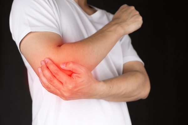 Sometimes your elbow pain can be temporary, but if it becomes chronic you need to seek professional medical help to alleviate your pain. There are many effective non-intrusive solutions you can use.