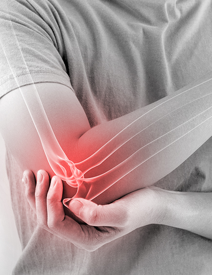 Elbow injuries and elbow conditions cause discomfort, pain, and limited mobility. The top elbow pain Dr in NJ recommends that patients explore minimally-invasive techniques in order to deal with their chronic elbow pain.