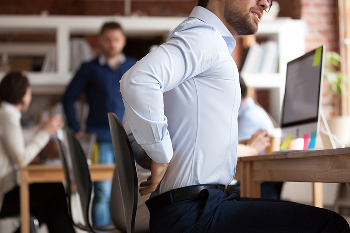 Searching Google about back pain? A better answer is right outside your door. Skip the internet and head to our office for a proper diagnosis of back pain near me.
