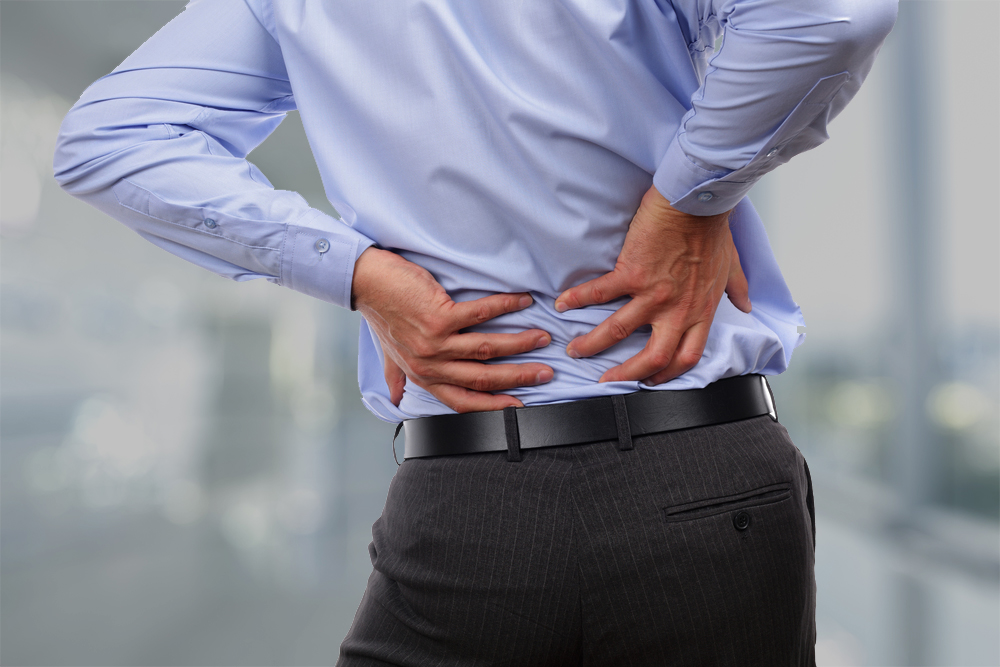 Chronic Back Pain – See a Specialist Back Doctor