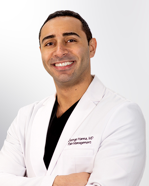 Dr. George Hanna - Top Pain Treatment Specialist in NYC and NJ
