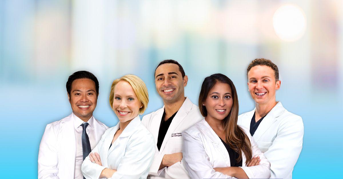 Harvard Trained Pain Doctors | Knee Pain Treatment New York | Pain Treatment Specialists