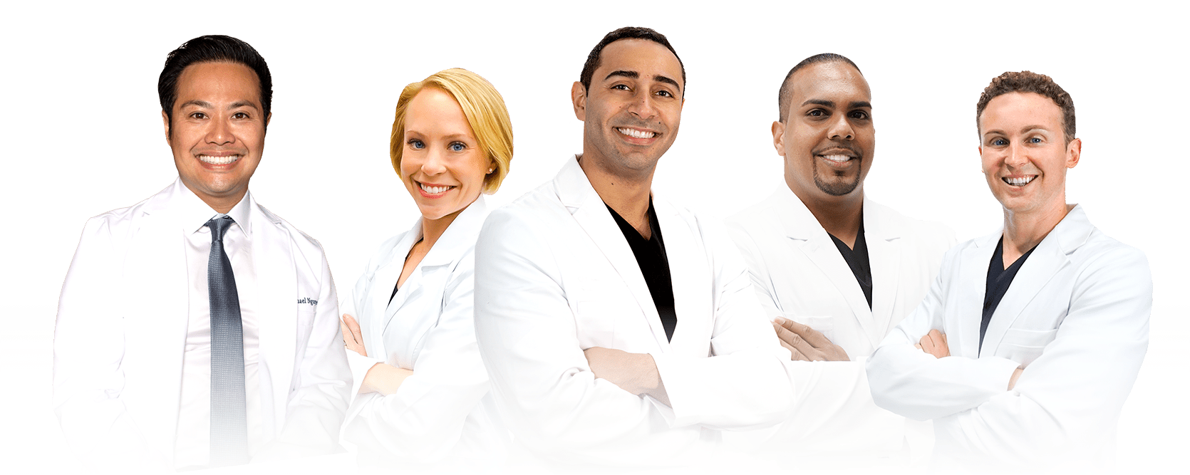 Meet the Pain Treatment Specialists